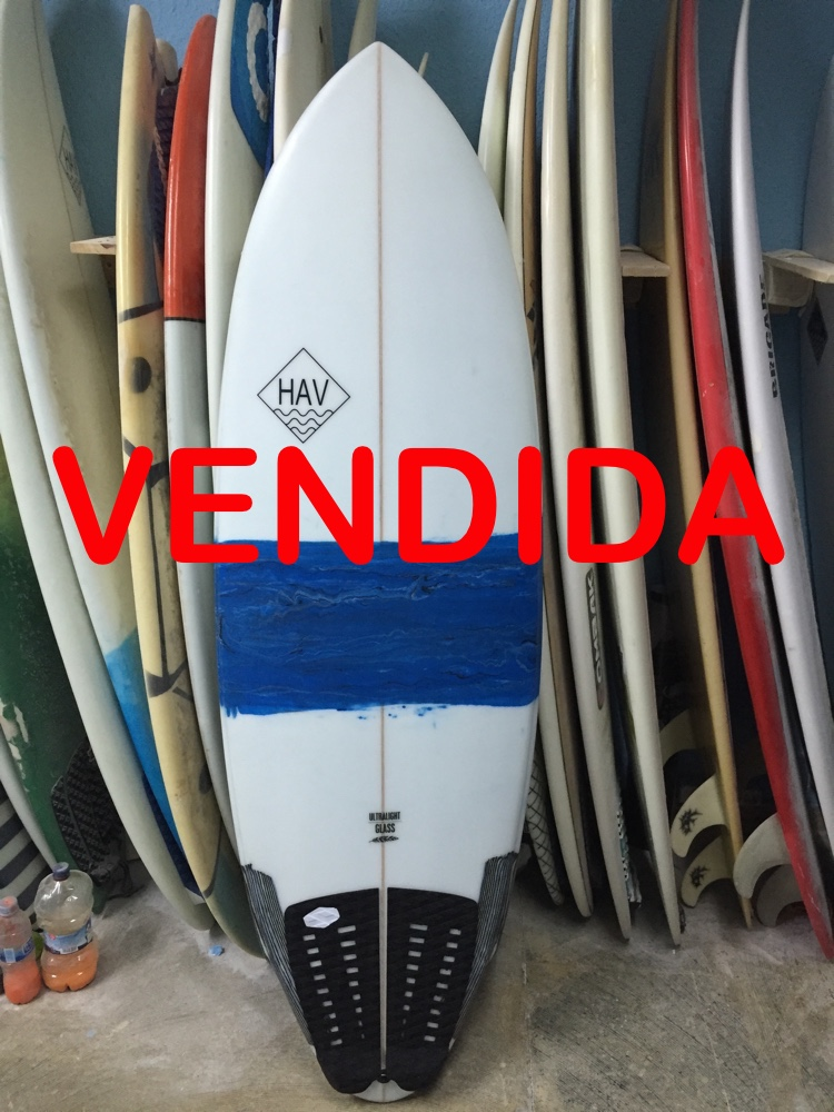 Stock Test And Second Hand Hav Surfboards Barcelona